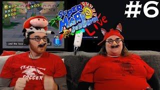 Black Nelson Returns  | Super Mario Sunshine #6 BF vs GF