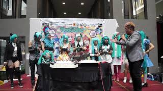 Voc@live Malaysia 2017(Miku 's birthday song)