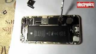 How to fix water damaged in iPhone 5s (Hindi)