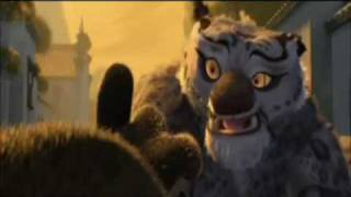 Kung Fu Panda - The Wuxi Finger Hold