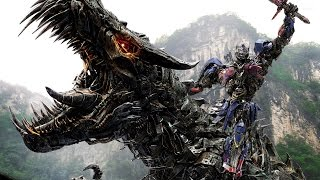 Transformers 4. Parte Final de la Pelicula