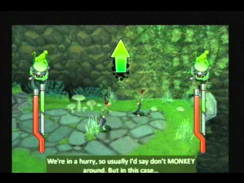 Ben 10 Alien Force The Game Mission The Forest Medieval Part 1