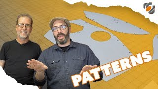 How to Make Costume Patterns with Free Software - Featuring Evil Ted!