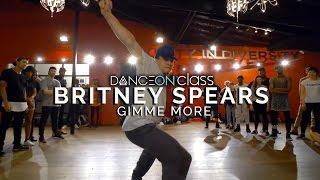 Britney Spears - Gimme More | Karon Lynn Choreography | DanceOn Class