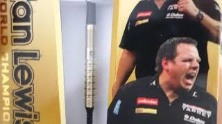 Schwobapäckle! Krasse Japan Darts, Flights Und Target Adrian Lewis Zirconium 18g Softdarts Im Test