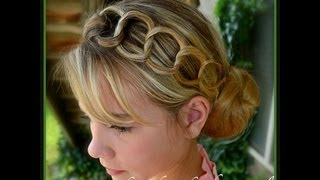 Linking Chain Hairstyle