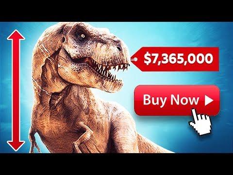 Xxx Mp4 BUYING A 7 300 000 T REX Jurassic World Evolution 3gp Sex