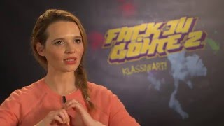 Fack Ju Göhte 2: Interview mit Karoline Herfurth