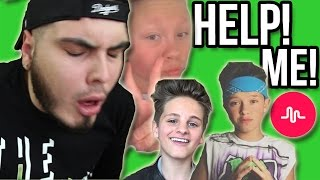 THESE KIDS MUST BE STOPPED! (MUSICAL.LY ROAST)