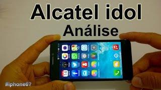 Alcatel One Touch Idol - Análise do Aparelho [Review Brasil]