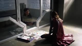 """Supergirl 2x08 - Kara & Mon El - """"Mating"""" - Fun Scene - Playing"""