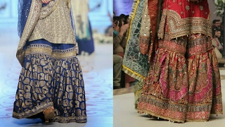 Gharara drafting cutting and stitching step by step tutorial