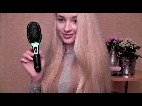 Braun Satin Hair 7 Brush Review   Chanelette
