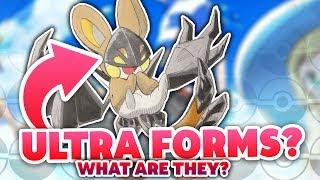 ULTRA FORMS? In Pokemon ULTRA SUN & ULTRA MOON!