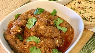 Seekh Kabab Curry
