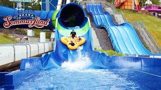 Water Park Family Fun at Skara Sommarland