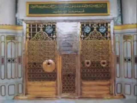 Inside view of Roza e Mubarak of RasoolAllah Sallallaahu Alaihi Wa Sallam