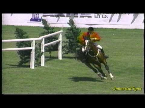 Rio Grande TROTS a Grand Prix Jump