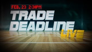 DraftKings NBA Trade Deadline Live