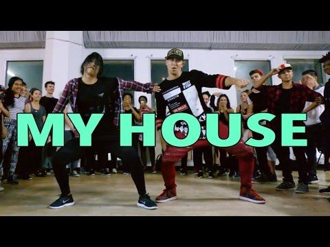 MY HOUSE - Flo Rida Dance | @MattSteffanina Choreography (Int Hip Hop Class) Mp3