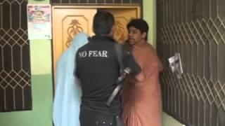Funny Police Raid in Pakistan   YouTube