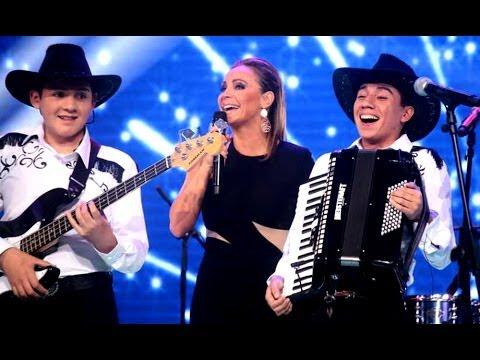 Los jóvenes rancheros de Amanecer deslumbraron con su show TALENTO CHILENO 2014