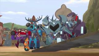 Transformers Robots in Disguise A Welcoming Committee