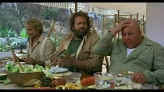 Mejores momentos Bud Spencer Terence Hill Estoy con los hipopotamos