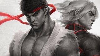 Street Fighter V - FILME - Modo História Cinematográfico COMPLETO com Legendas em Português