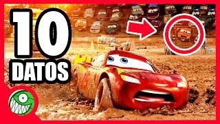 10 INCREÍBLES curiosidades de CARS (DISNEY/PIXAR)