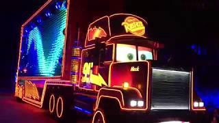 Disney Paint the Night Parade/ Hong Kong Disneyland 21 November 2017