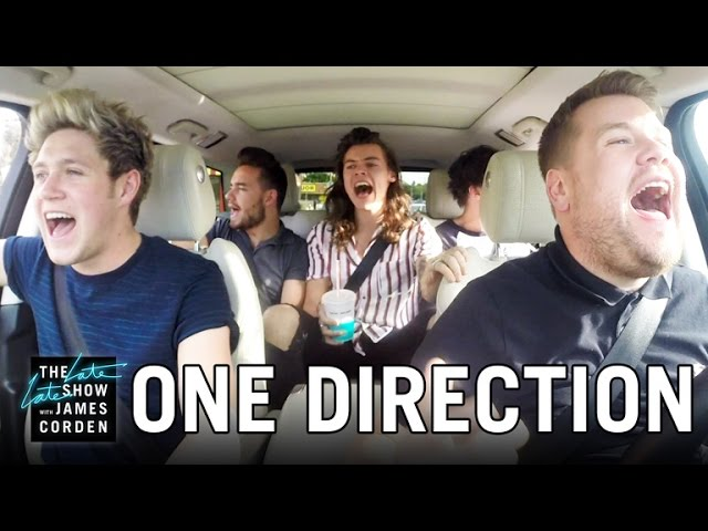 One Direction Auto-Karaoke