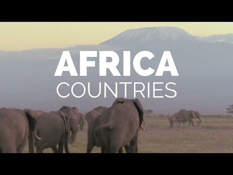 10 Best Countries to Visit in Africa Travel Video