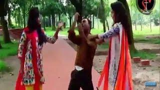 Bangla funny Dance Panku Shali (পাংকু শালী) by Babul Raza   Suranjoli