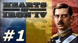 Hearts of Iron IV: Death or Dishonor | Romania - Part 1