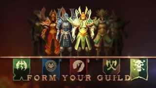 [GILDEN + Updatelist!] Dungeon Hunter 5 Sworn Blades Update 1.2.0 Trailer - Release 24.06/25.06