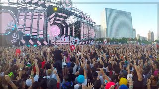 Nicky Romero Live @ Ultra Japan 2015