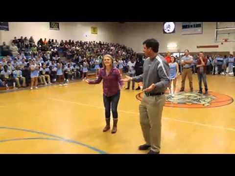 Xxx Mp4 Teacher Student Dance Off At The BHS Pep Rally On 110813 3gp Sex