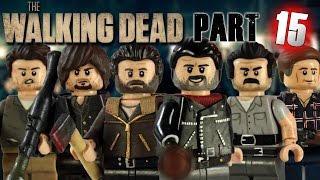 Custom LEGO The Walking Dead Minifigures PART 15