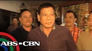 TV Patrol: Duterte, hinikayat na ilahad ang 'sex abuse' sa Ateneo