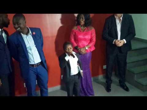 DABO RECEIVES EUROSTAR PRIZE & SPEAKS TO FRENCH AMBASSADOR TO GHANA