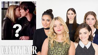 Pretty Little Liars - Who is Kissing Who?