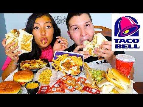 Taco Bell • MUKBANG