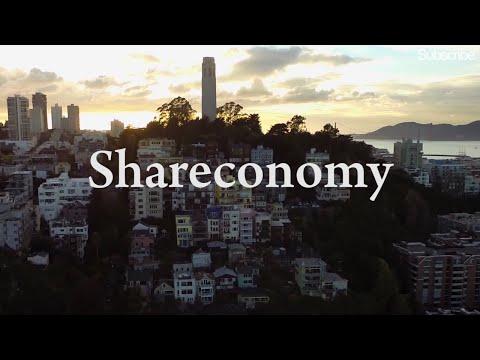 Shareconomy sharing economy Sample Reel