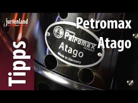 Petromax Atago - Unboxing - Jurtenland
