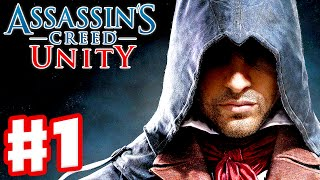 Assassin's Creed Unity - Gameplay Walkthrough Part 1 - Memories of Versailles! (Xbox One, PS4, PC)