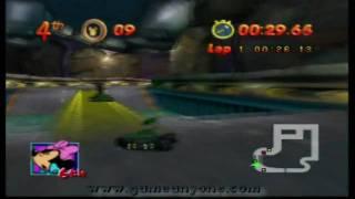 Mickey's Speedway USA [N64 - HD] - Freewayphobia