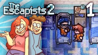 Life in the Big House | The Escapists 2 | PART 1