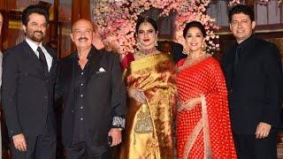 Madhuri Dixit's Manager Rikku's Daughter's GRAND Wedding Reception 2016 Full Video HD