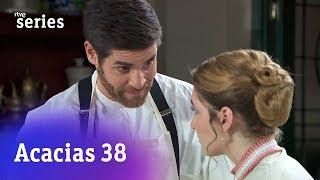 Acacias 38: Peña, más atento con Flora que nunca #Acacias766 | RTVE Series